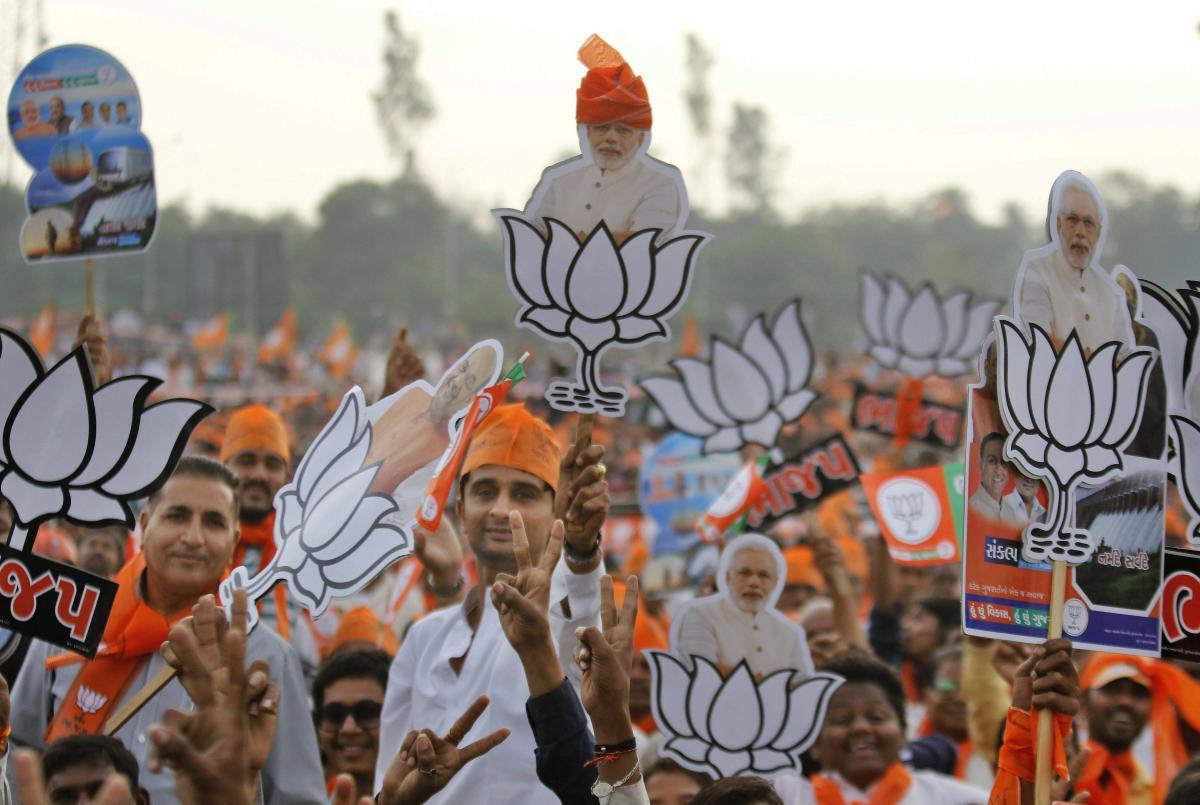 Panchayat polls in Bengal a warm up match for BJP