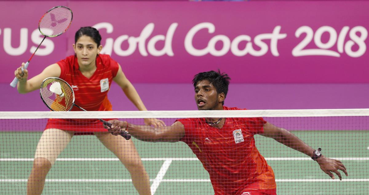 Saina stars as India mixed team finals