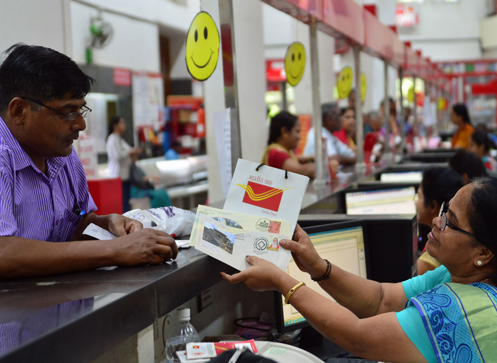 Post office savings-account customers can soon avail full digital banking service