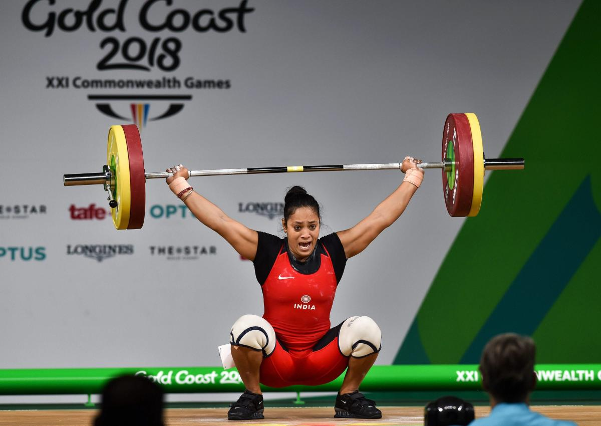 Lifters' gold rush continues