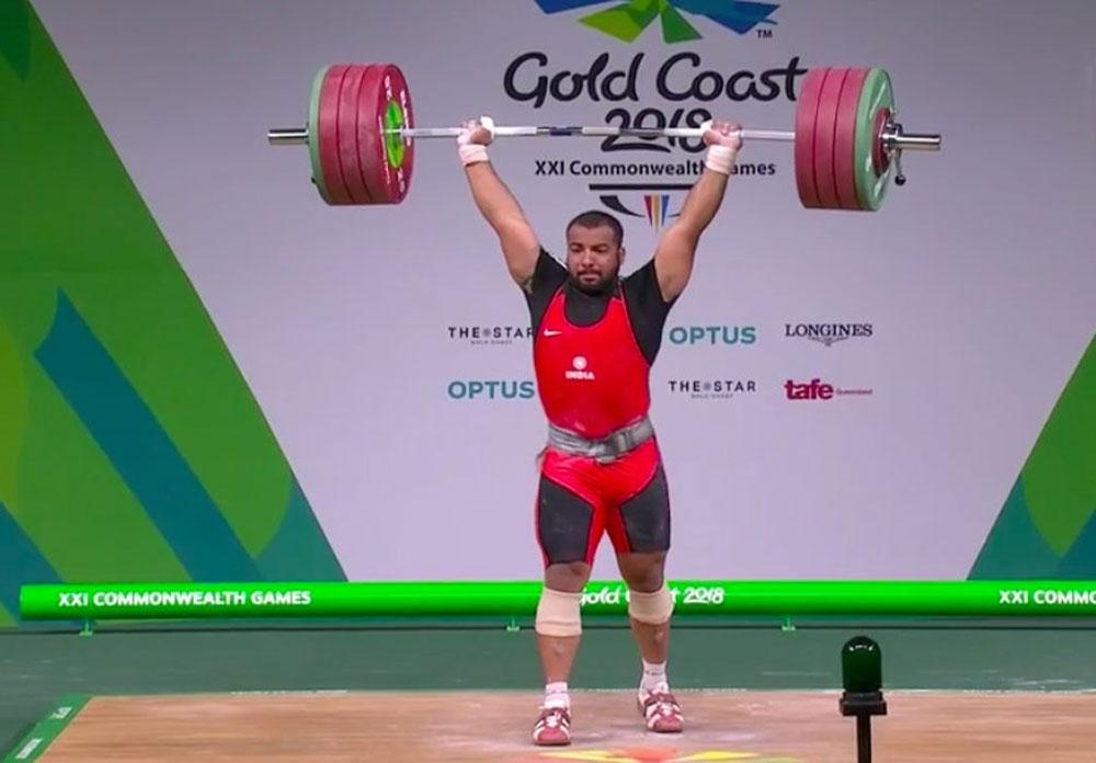 Indian Weightlifter Pardeep Singh KreedOn
