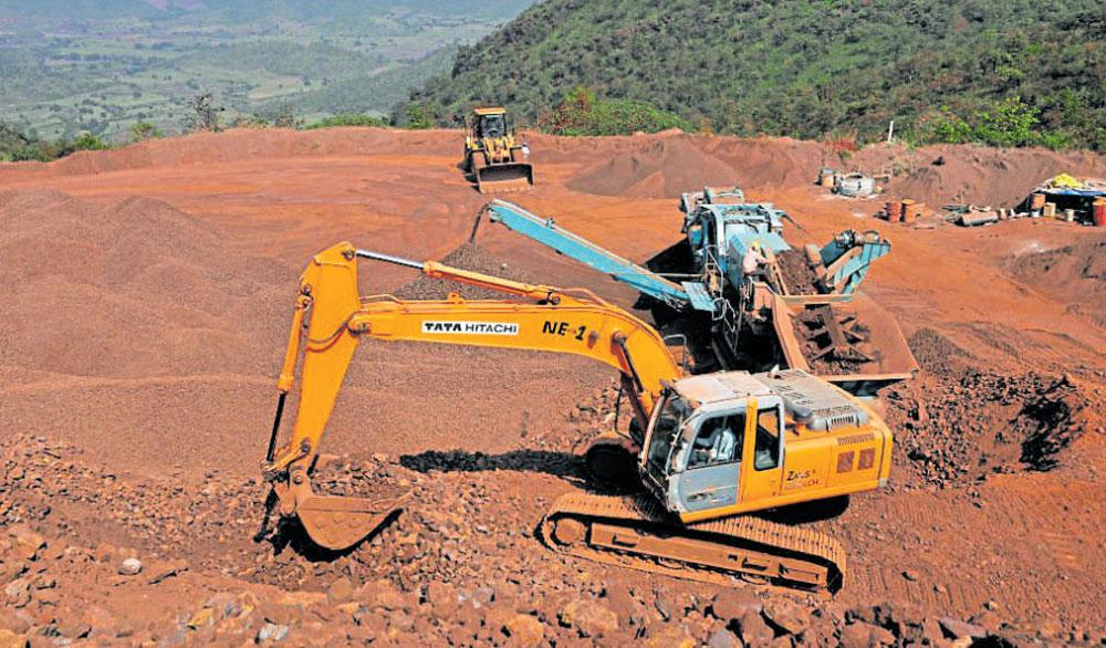 NGO raises fresh concerns over Parsik Hills quarrying
