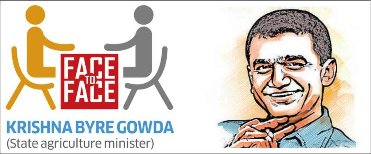 BJP leaders are paper tigers: Krishna Byre Gowda
