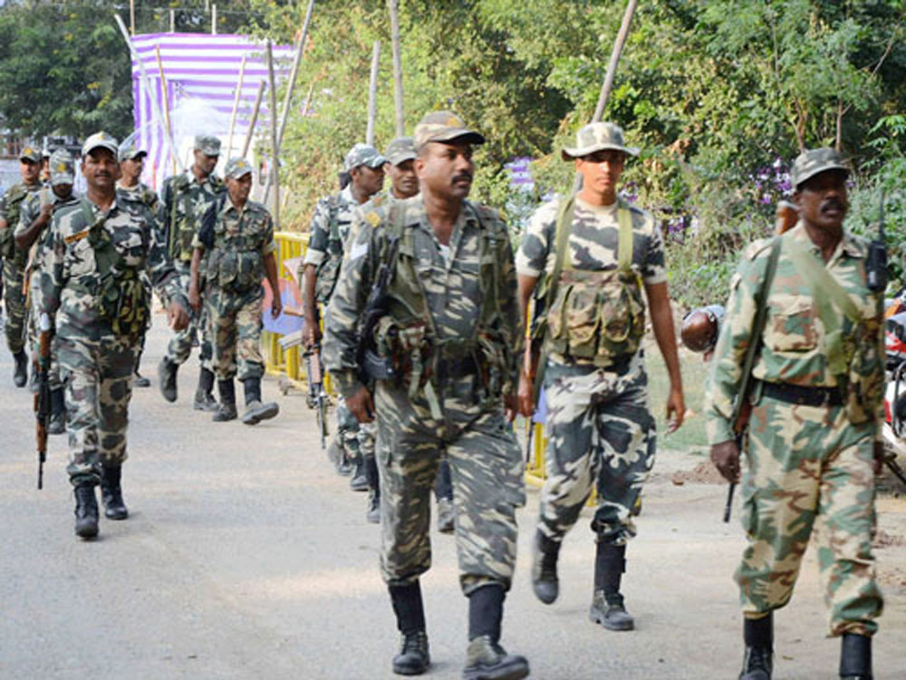 Chhattisgarh: 2 jawans killed, 5 hurt as Naxals target bus with IED