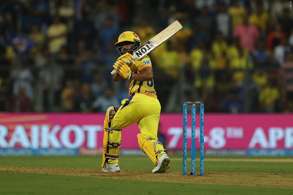 Injured Jadhav ruled out of rest of IPL