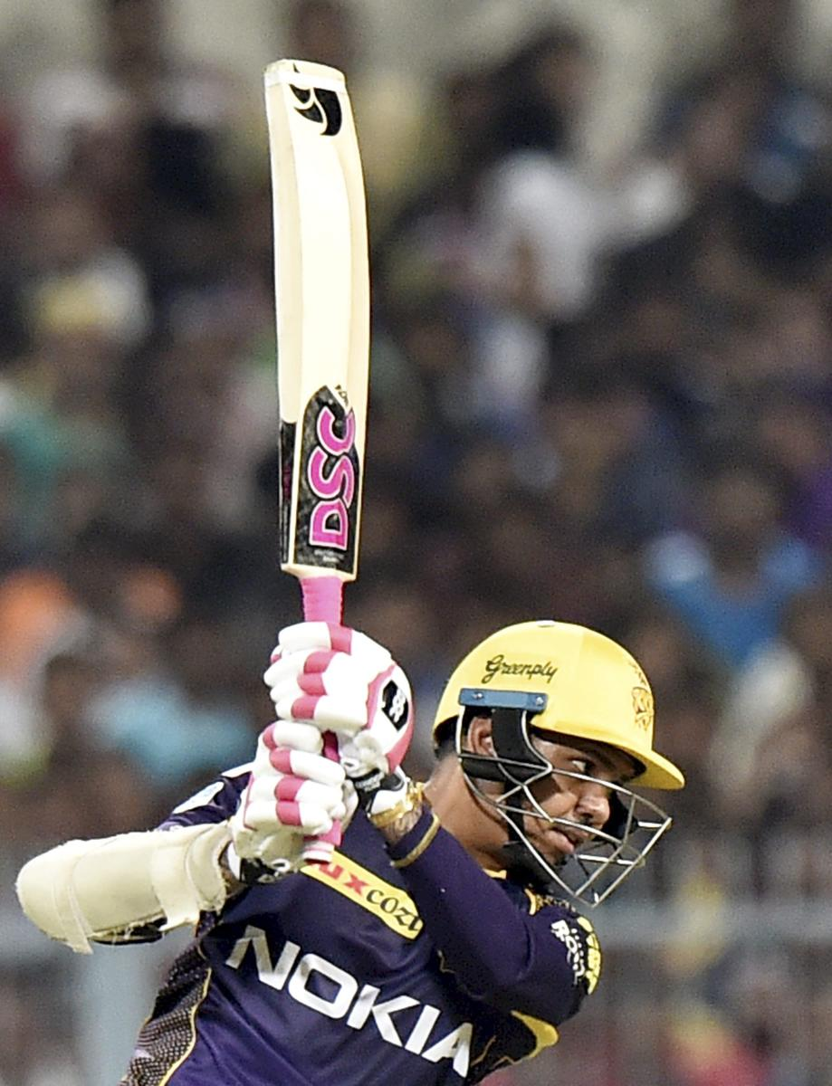 Narine continues to torment RCB
