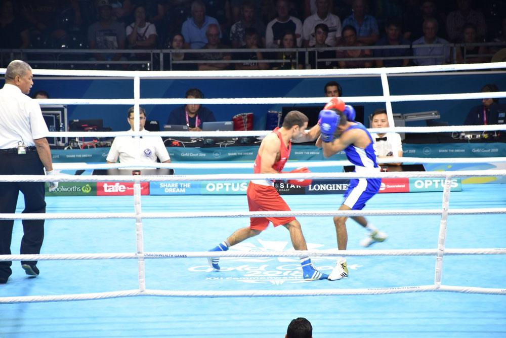 Amit Panghal, Naman Tanwar in boxing semis, assured of medals on CWG debut