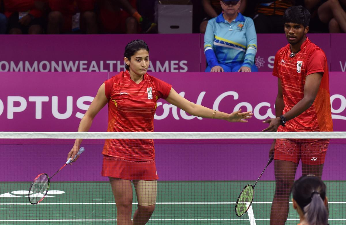 Ashwini-Satwik start off with win