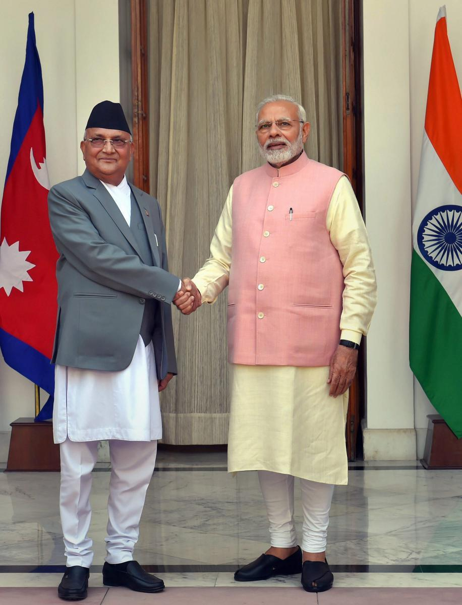 Reset Nepal ties with speed, sensitivity