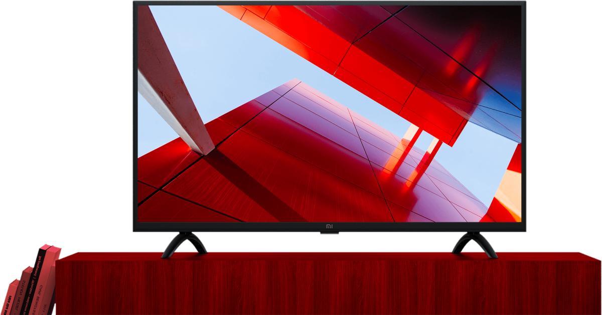 Mi's Smart LED TV 4A on Flipkart