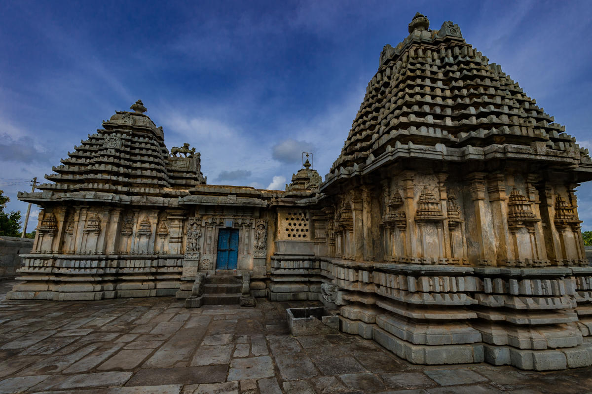 Less-known Hoysala gems
