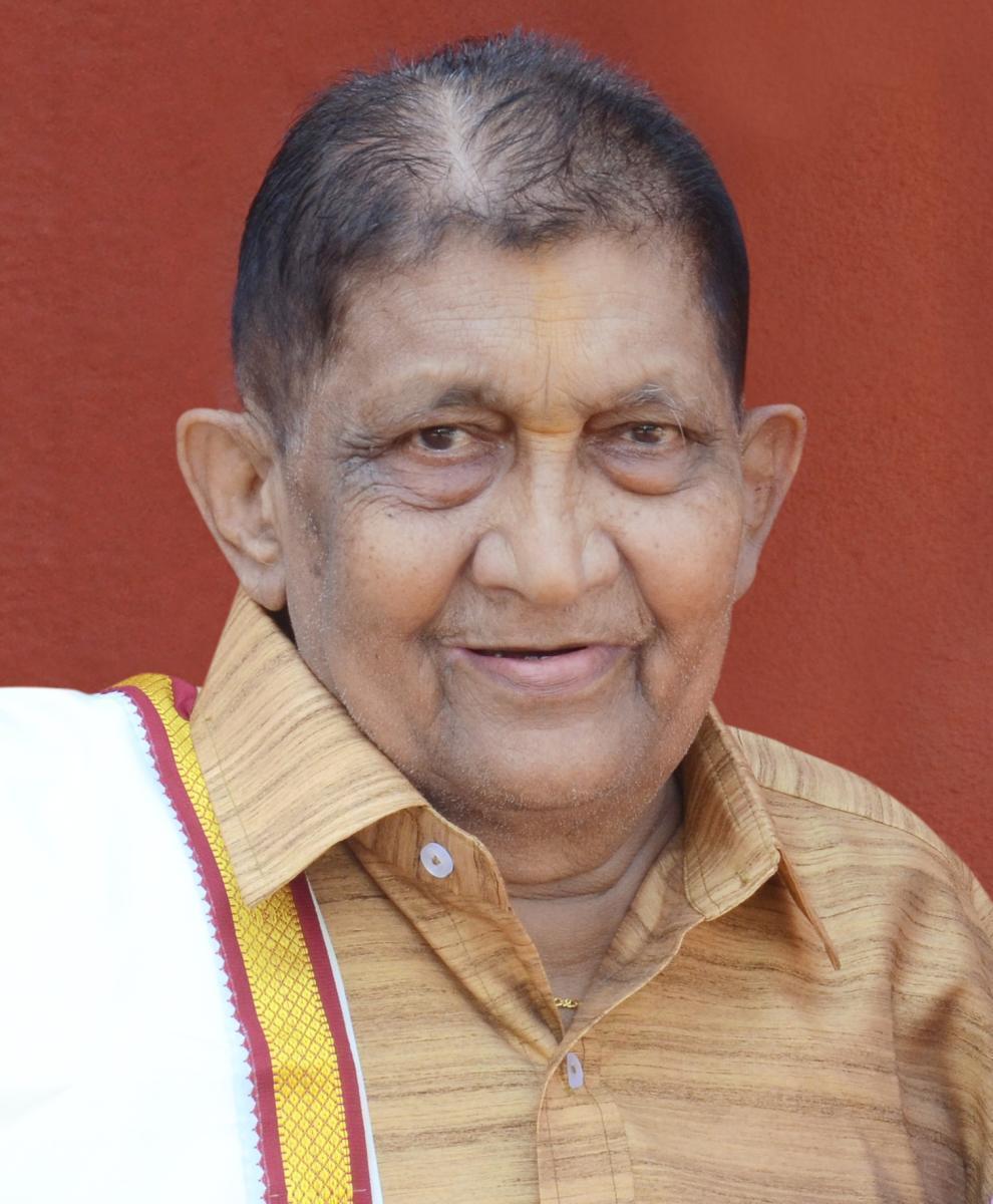 Muliya Keshavaiah passes away