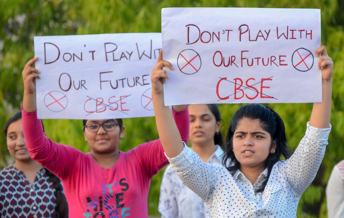 3, including woman, arrested in CBSE paper leak case