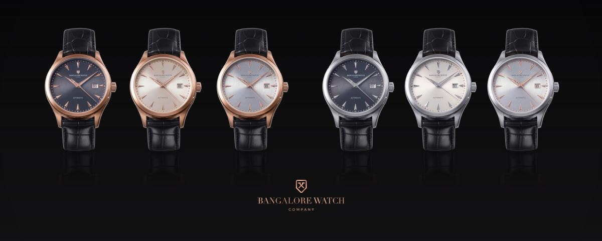 Inspired by HMT, techies start watch co