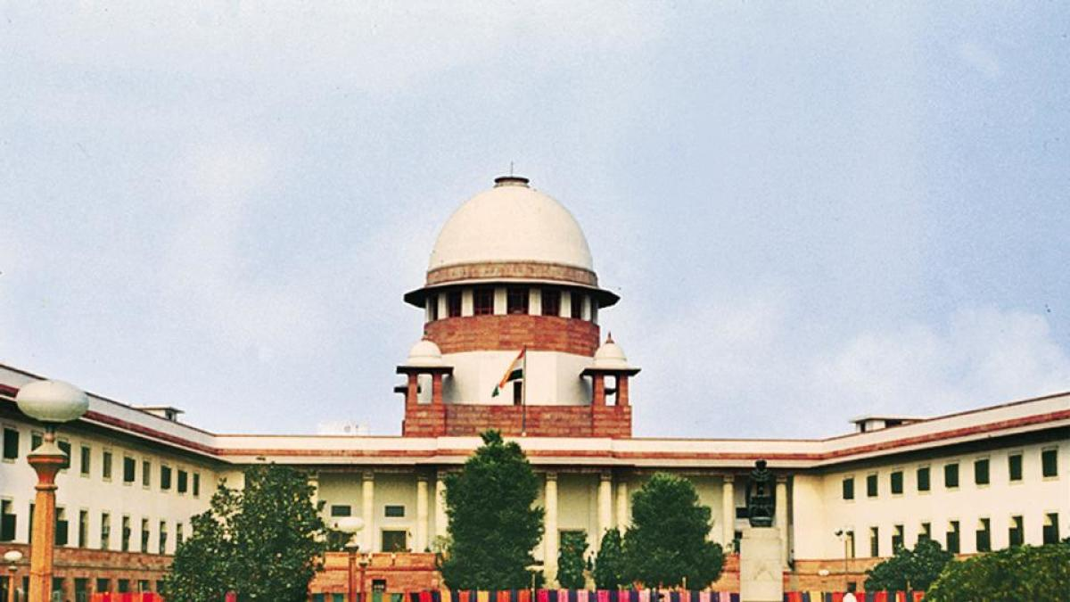 CJI-led bench keeps away from hearing case relating to BJP chief's son