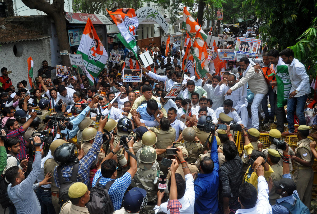 CBI registers 3 cases in Unnao gangrape case; MLA being questioned