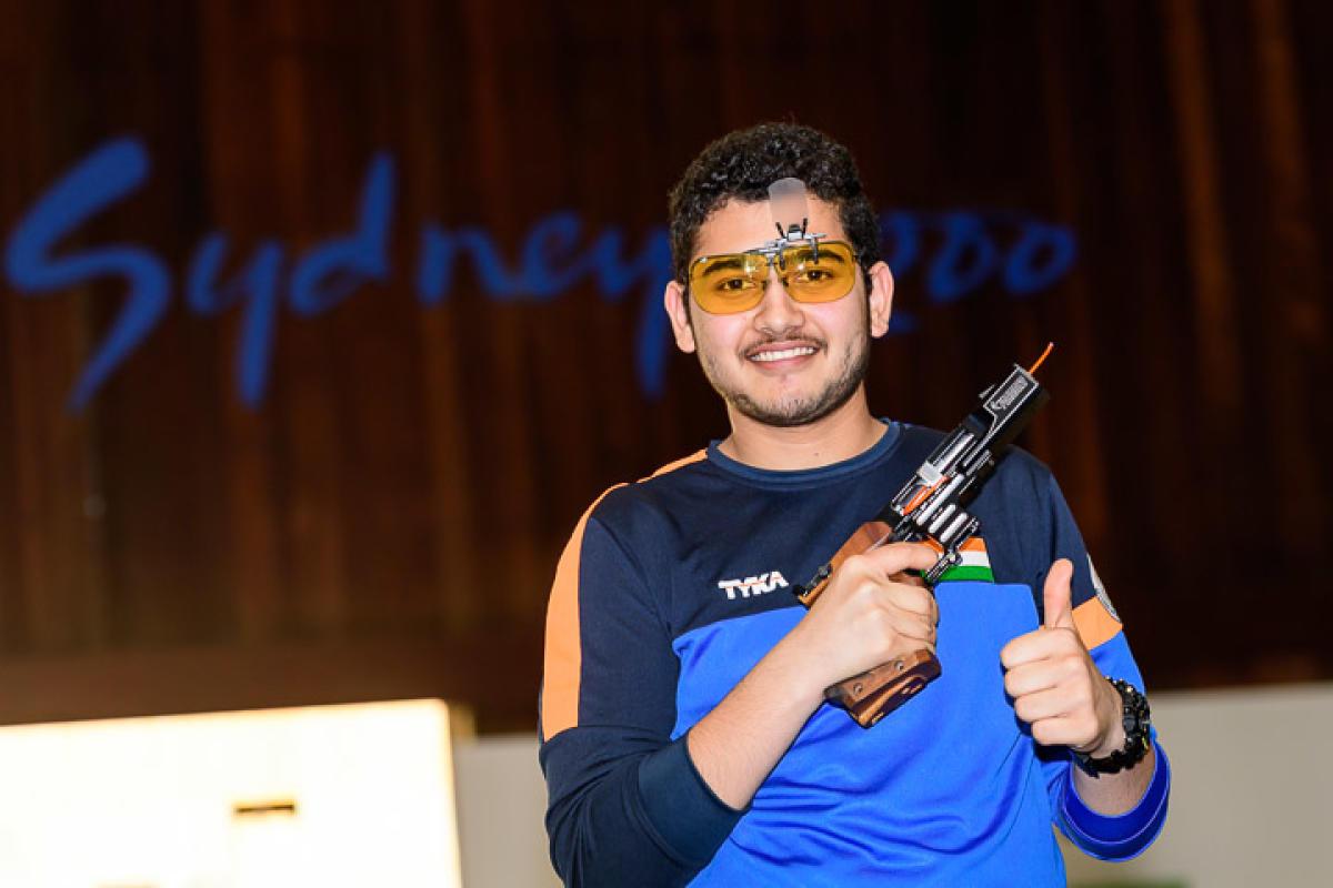 At 15, Anish Bhanwala wins gold and creates history