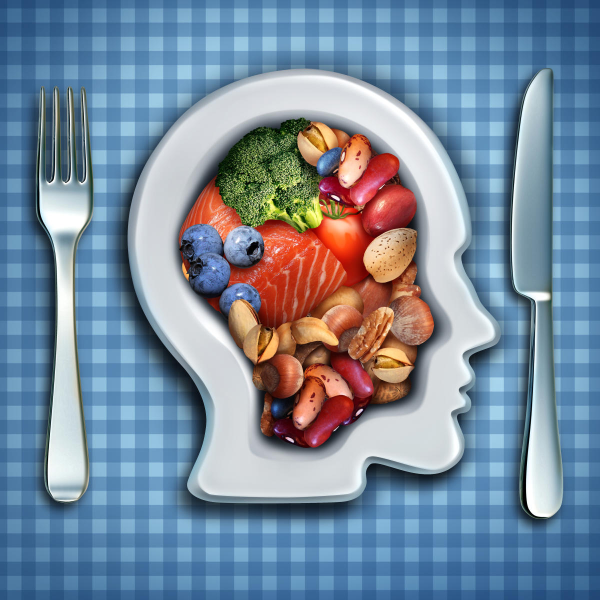 A diet to keep your brain young