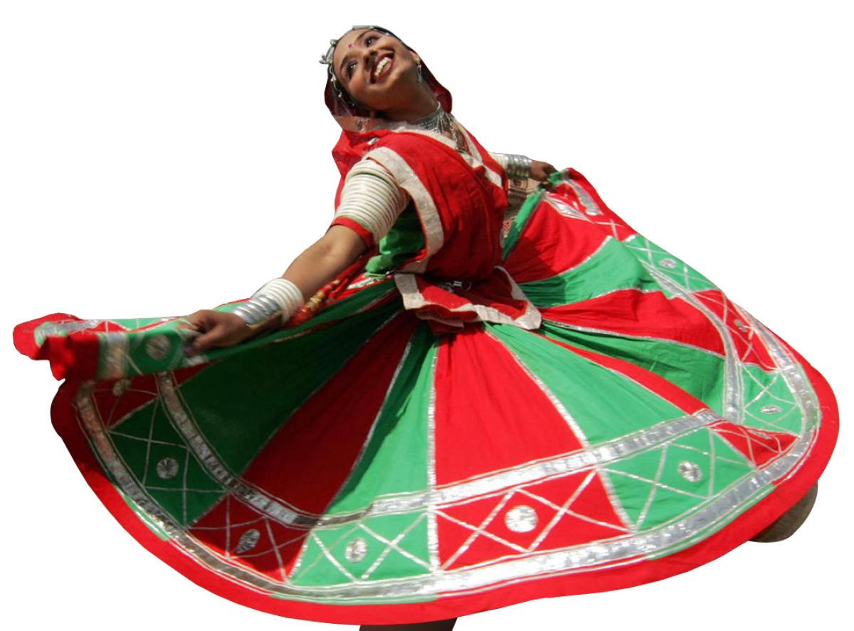 Ghoomar dance, twirls & swirls that celebrate sisterhood
