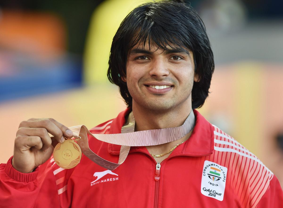 Neeraj claims historic javelin throw gold