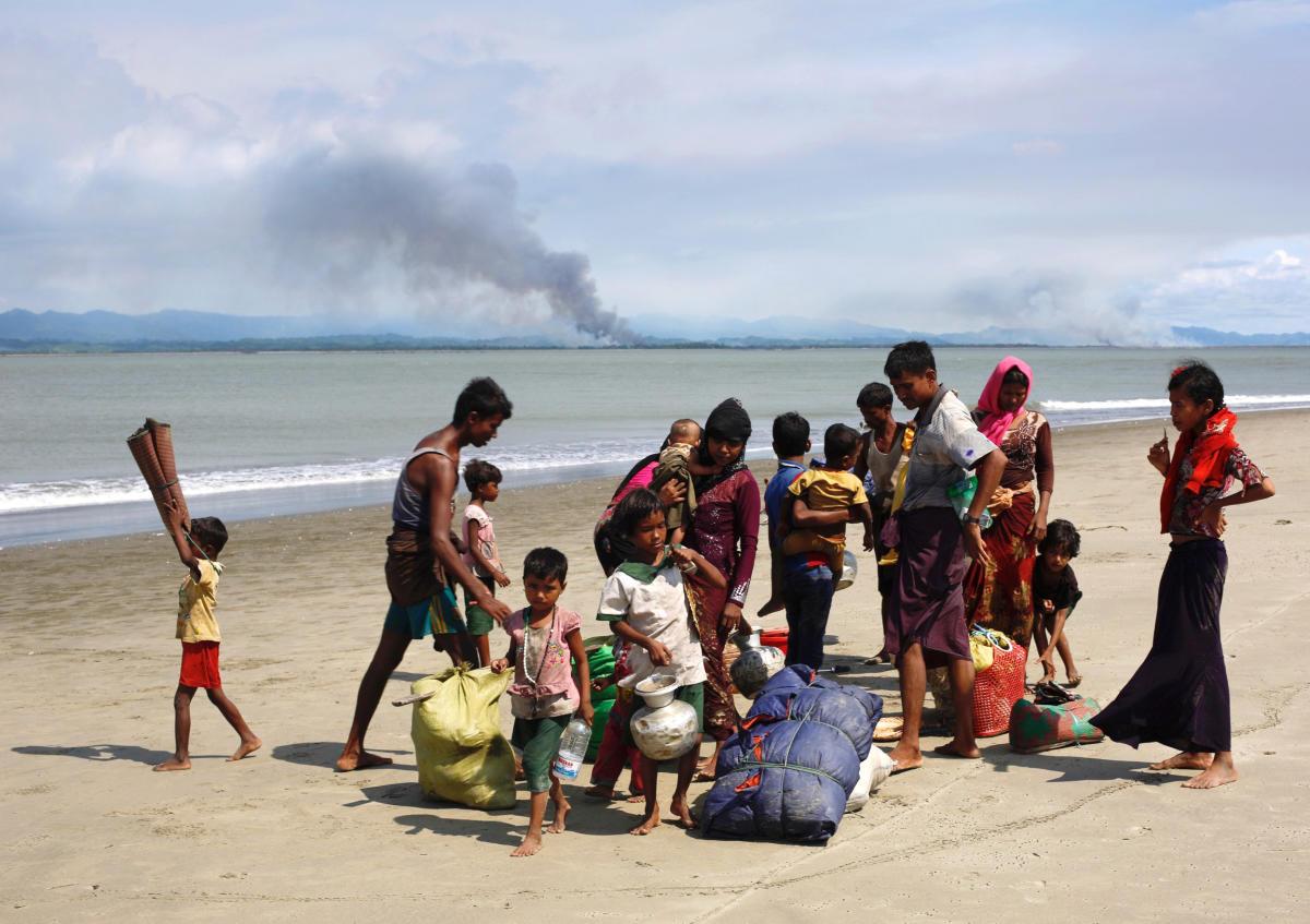 First Rohingya family repatriated to Myanmar
