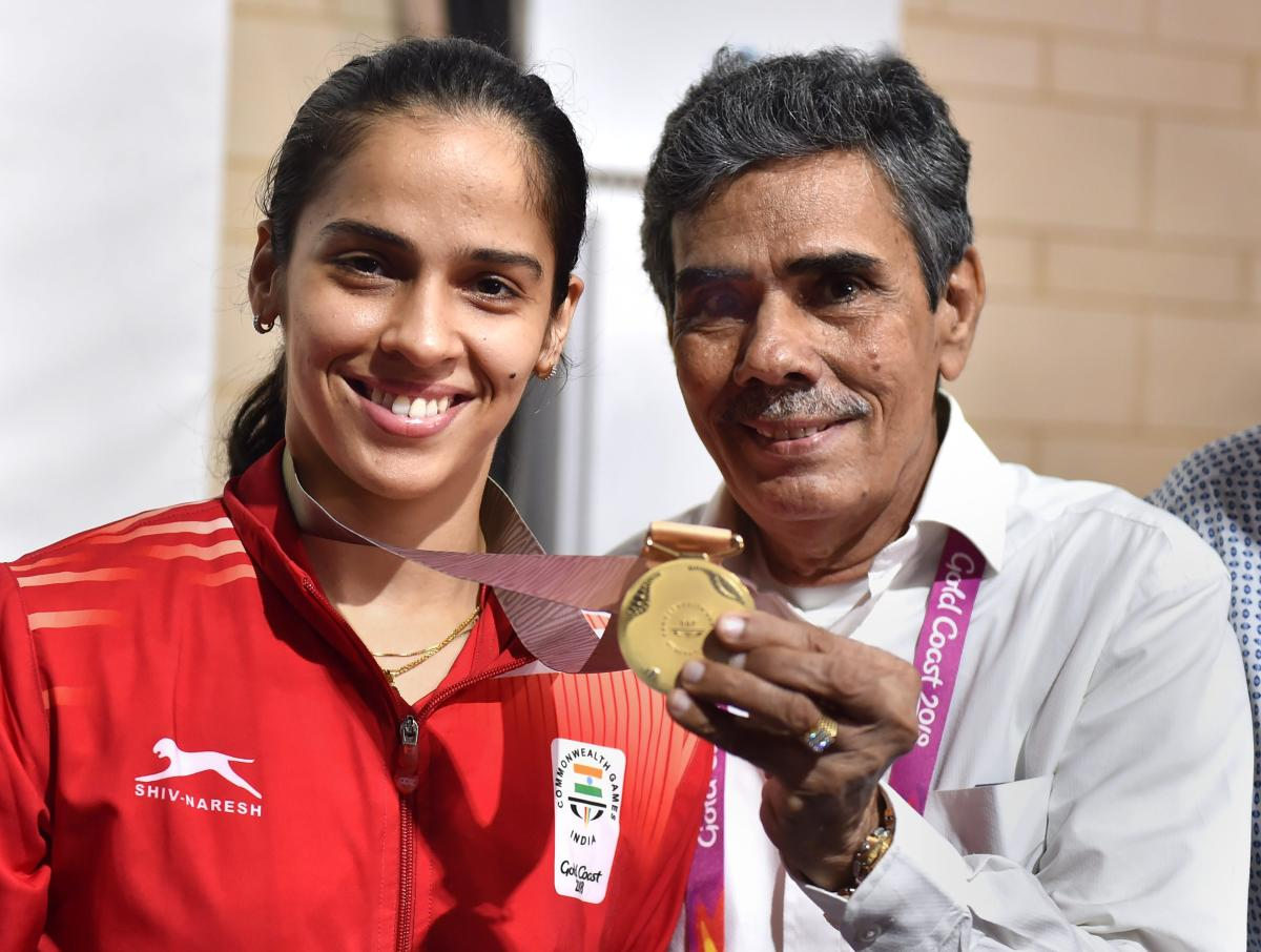 Will always fight for my dad: Saina