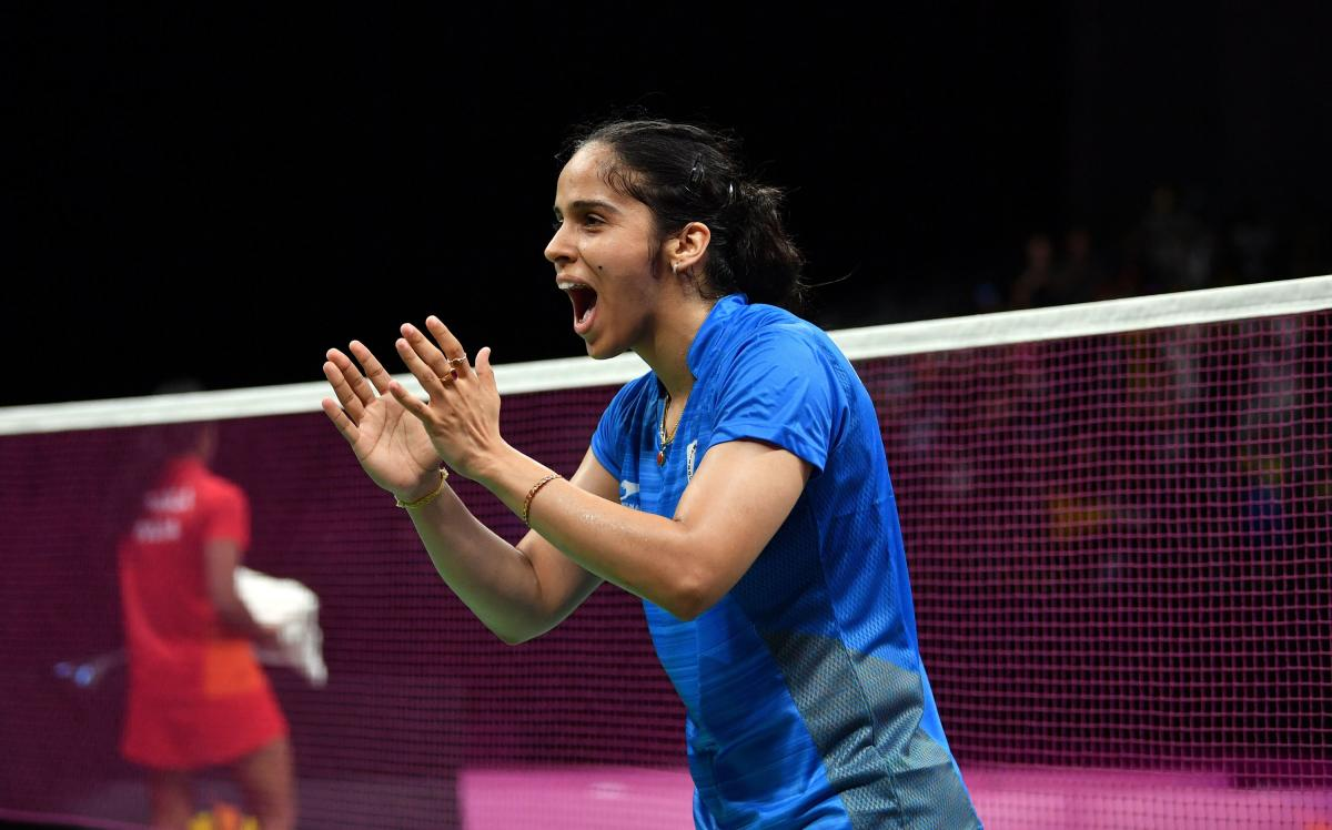 I rate my CWG gold very highly: Saina