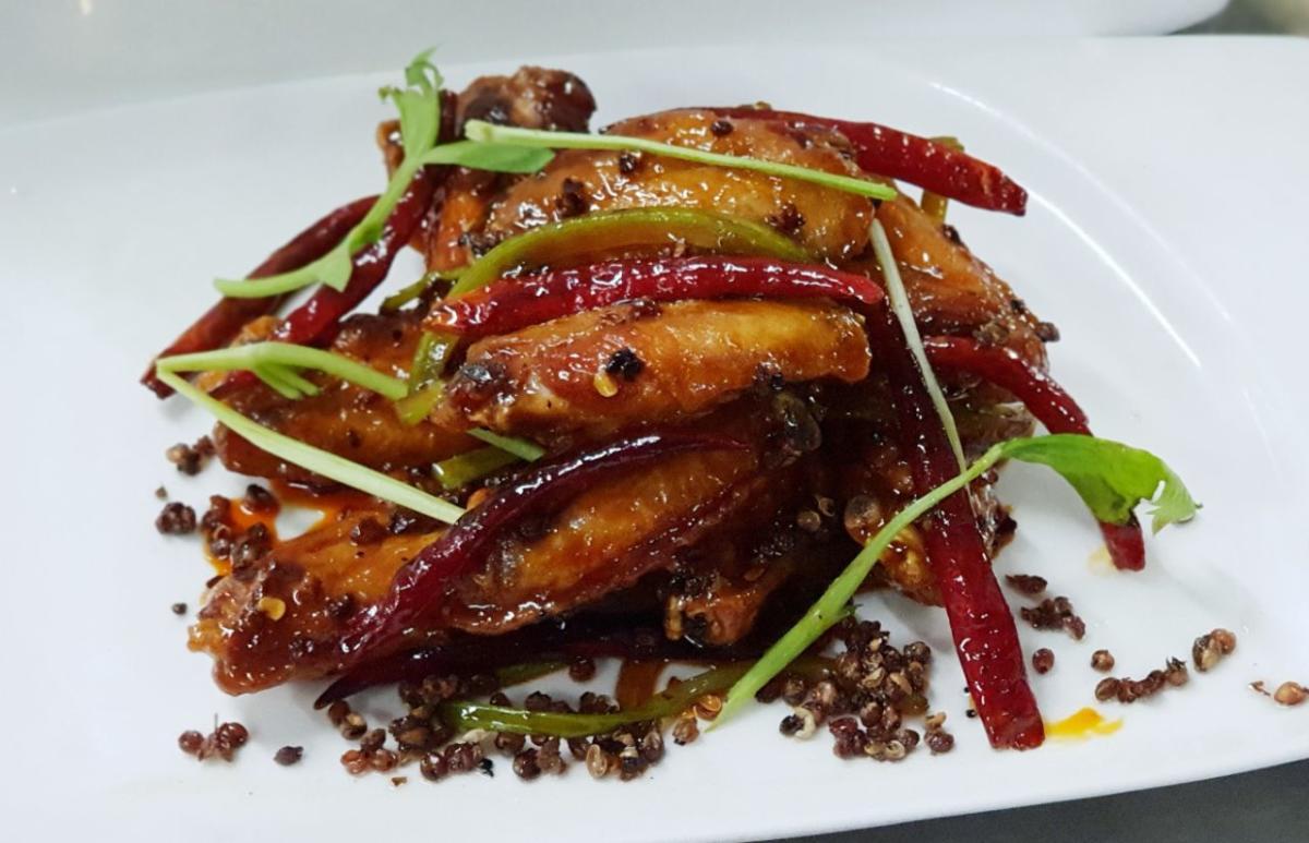 Chongqing Mala Chicken