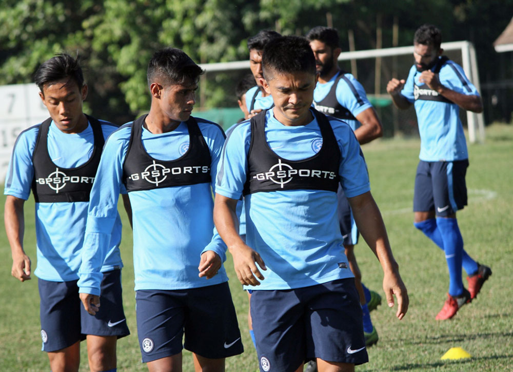 India have faced theMaldives three times in the SAFF Cup final, defeating them in 1997 and 2009.