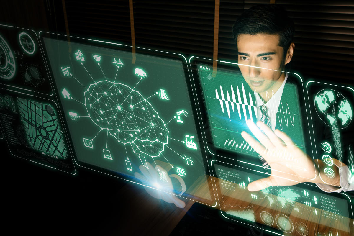 Through comprehensive data collection, AI can help instructors identify a student's weak areas. Representative image