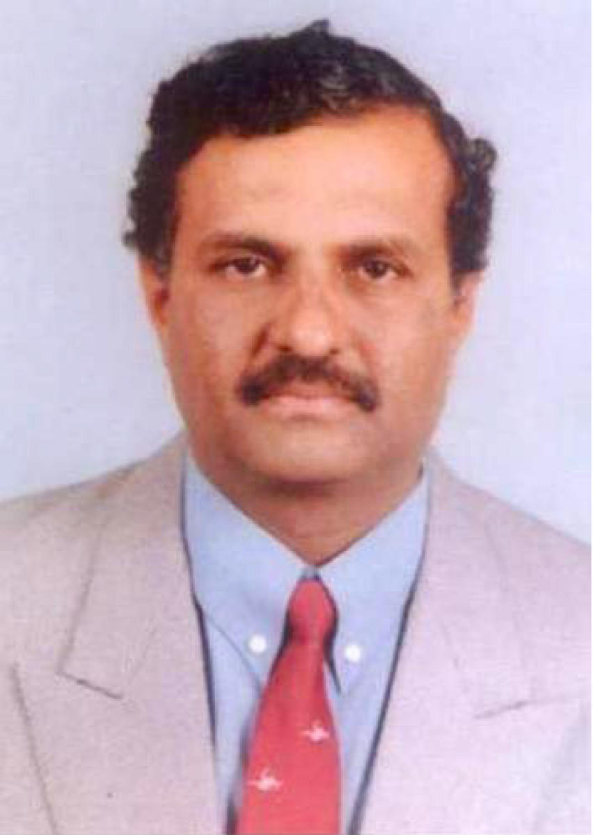 Government appointed H S Chandramouli as new State Public Prosecutor. -I&P Photo