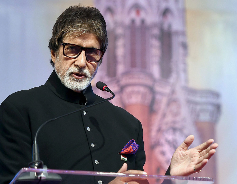 When asked about his reaction, the 75-year-old star, who has been the face of 'Beti Bachao, Beti Padhao' campaign, said it was painful to even talk about it. (PTI file photo)