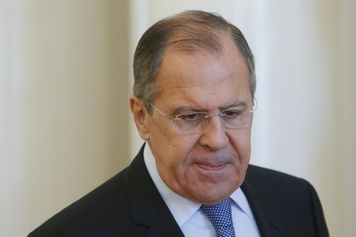 Moscow's chief diplomat added that a summit was not currently being discussed but the Kremlin hopes that a meeting at the White House would materialise.