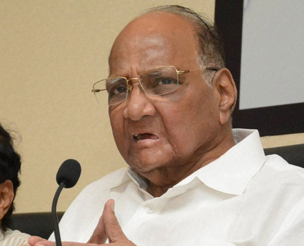 It took a nudge from Nationalist Congress Party (NCP) chief Sharad Pawar for the Congress to speed up the filing of impeachment motion against Chief Justice Dipak Mishra with Rajya Sabha Chairman M Venkaiah Naidu. PTI file photo