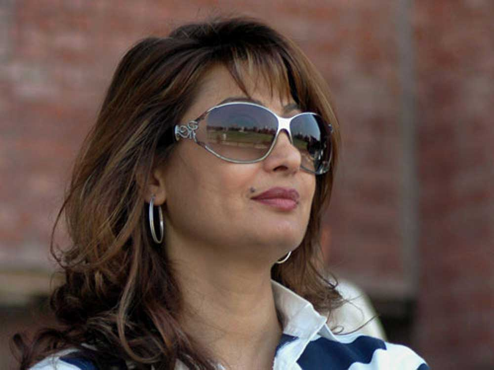 Sunanda Pushkar was found dead under mysterious circumstances in a suite of a five-star hotel in Delhi on the night of January 17, 2014. File Photo