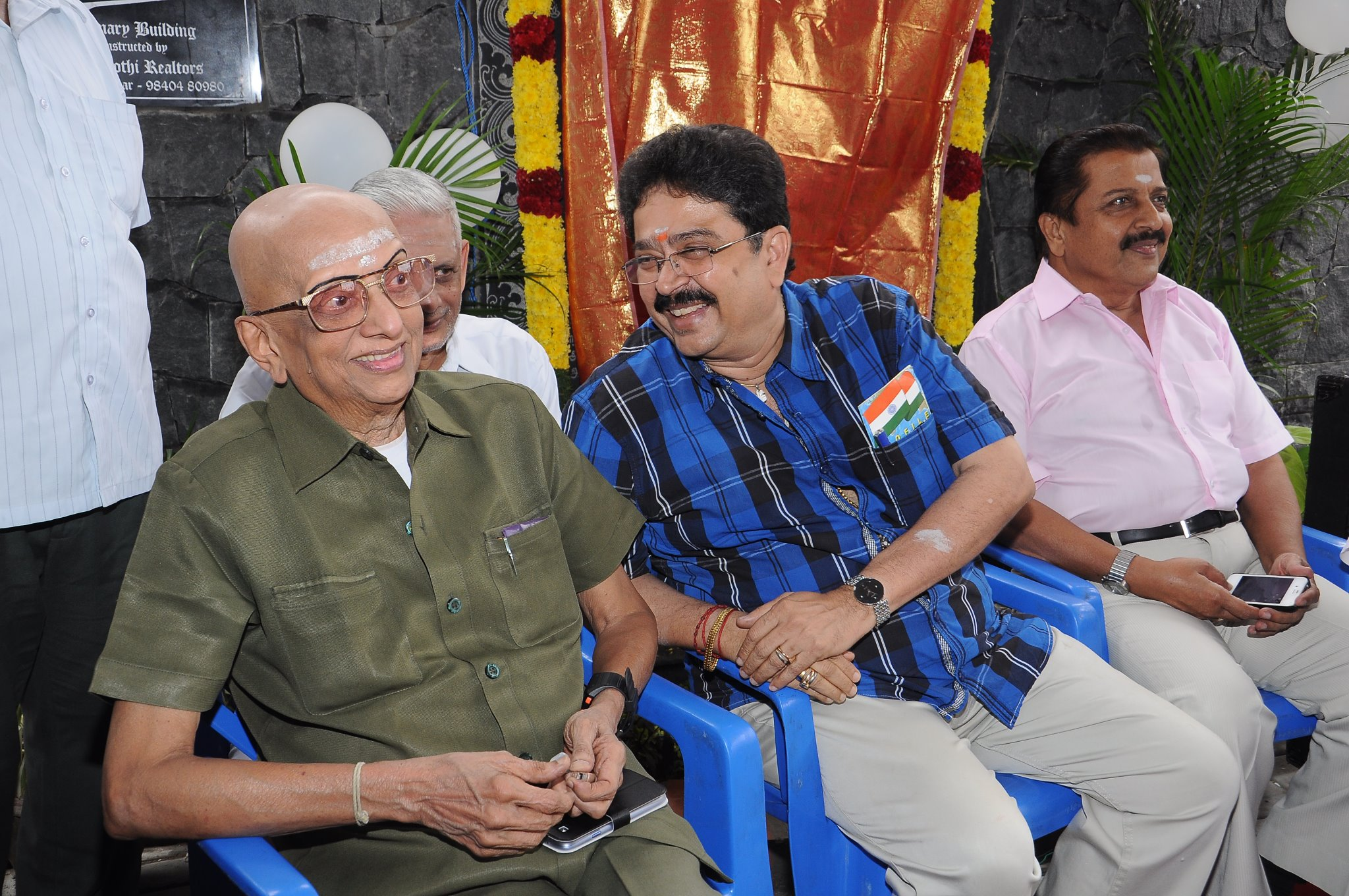 S Ve Shekher (Centre)'s shared Facebook post, reportedly put out yesterday but later found removed, makes insinuations against the media and women journalists. Facebook photo.