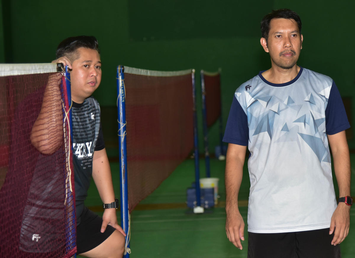 Muhammad Roslin Bin Hashim. DH Photo