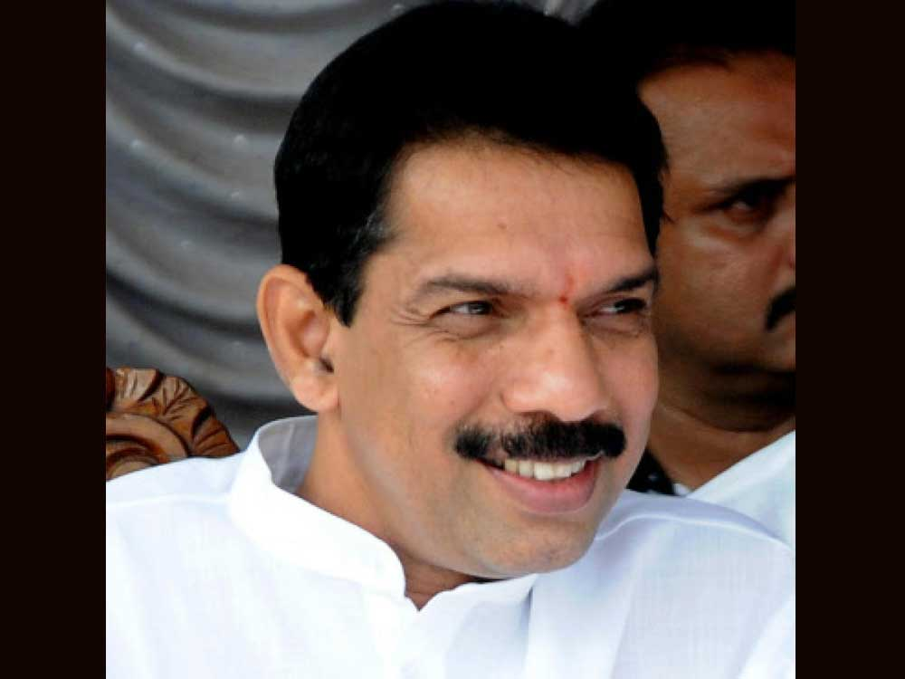 MP Nalin Kumar Kateel.