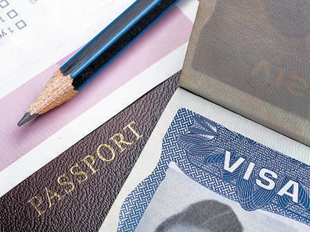 H-4 is issued to the spouse of H-1B visa holders, a significantly large number of whom are high-skilled professionals from India.