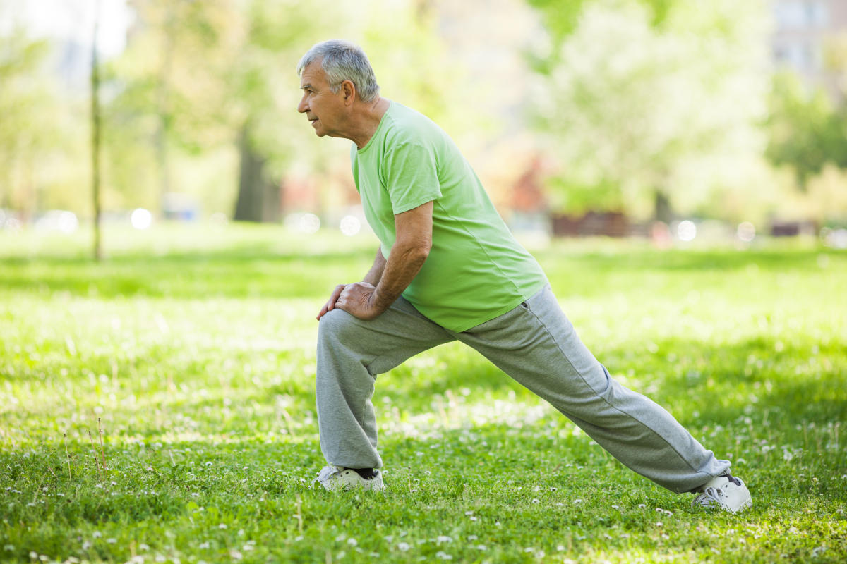 Fitness at any age should be your mantra.