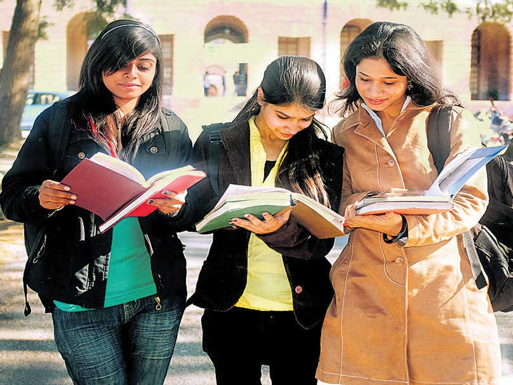 The government, had, in its budget for 2018-19, announced that girl students would get free education in government colleges as a move to encourage them to opt for higher education.