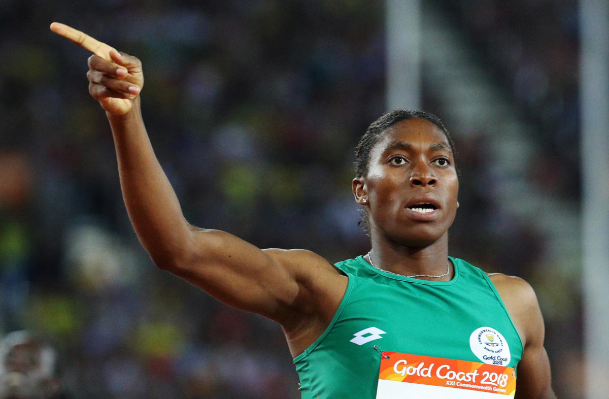 """The African National Congress party said it supports Semenya in """"yet another attempt ... to exclude and discriminate against her."""" Reuters File Photo"""
