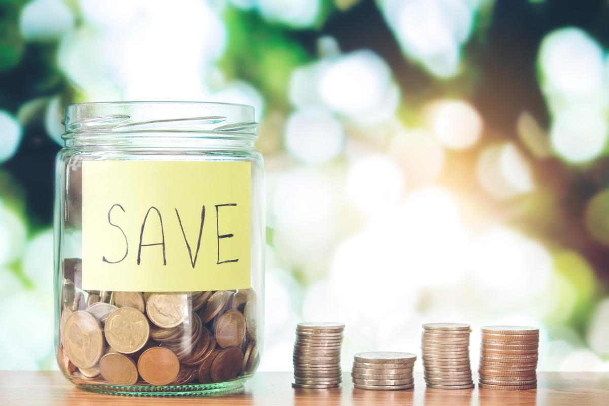 Savings moneySave