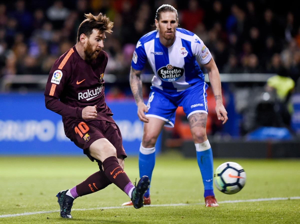 Barcelona forward Lionel Messi said his side did a brilliant job by not losing a single match this season of La Liga. AFP