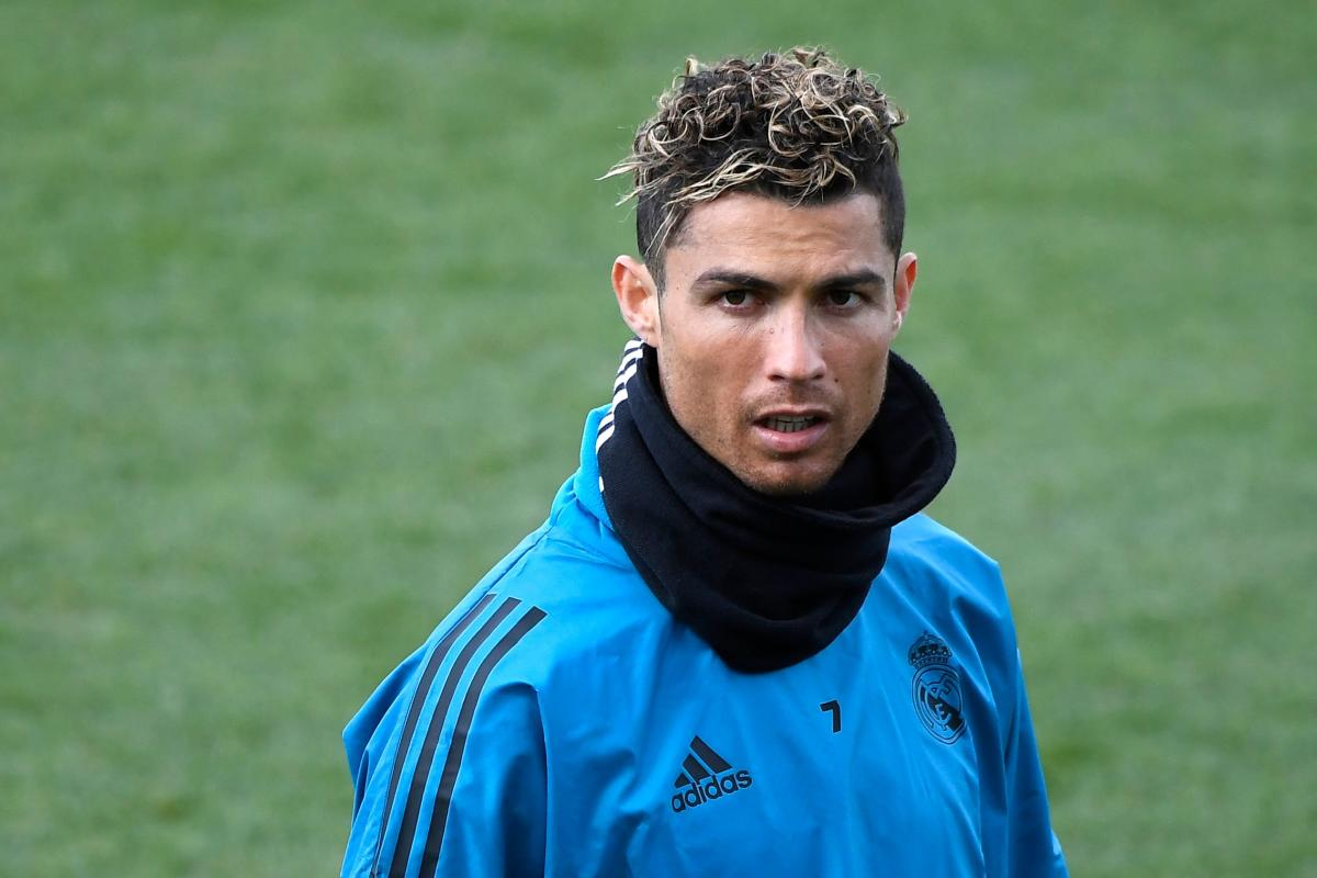 In the spotlight: Real Madrid will again look to their star man Cristiano Ronaldo for inspiration against Bayern Munich in the second leg of the Champions League semifinals. AFP