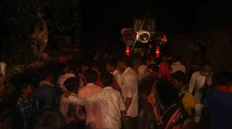 The assailants were allegedly infuriated on seeing a Dalit groom riding a mare, a practice which is still considered as an exclusive privilege of the upper caste.