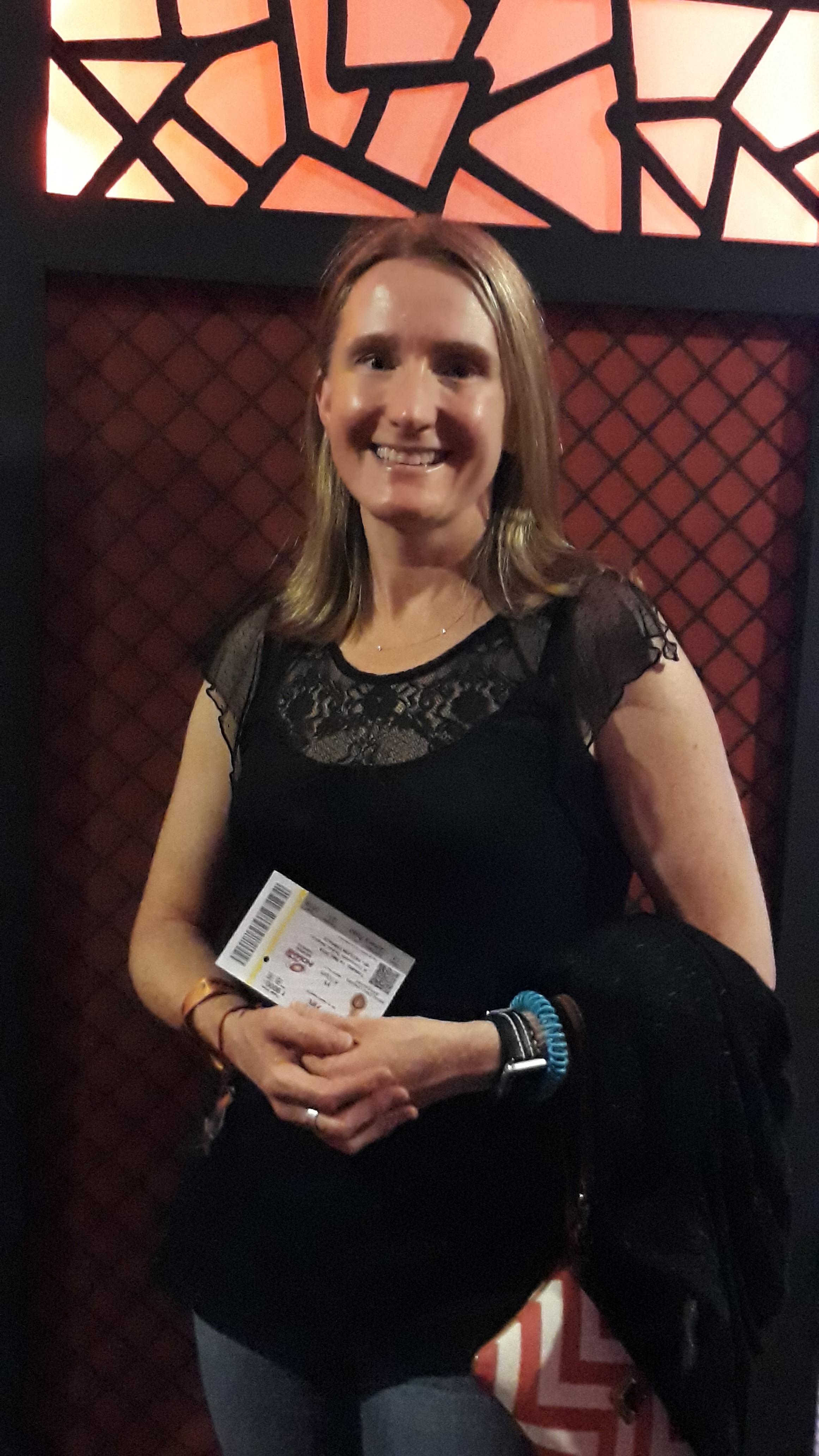Angela Barany