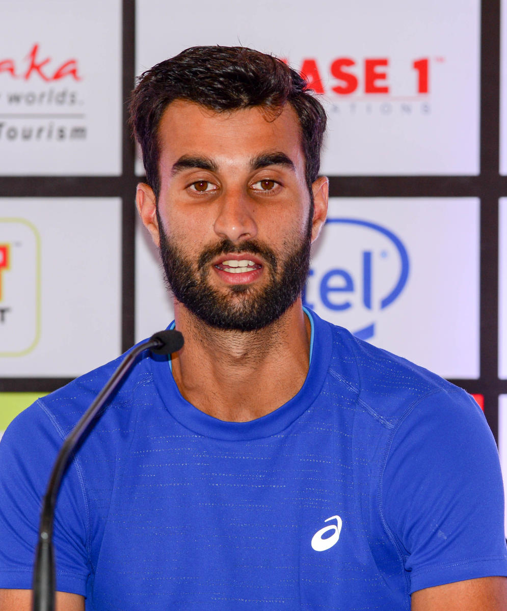 India's Yuki Bhambri is likely to skip the upcoming Asian Games. DH FILE PHOTO