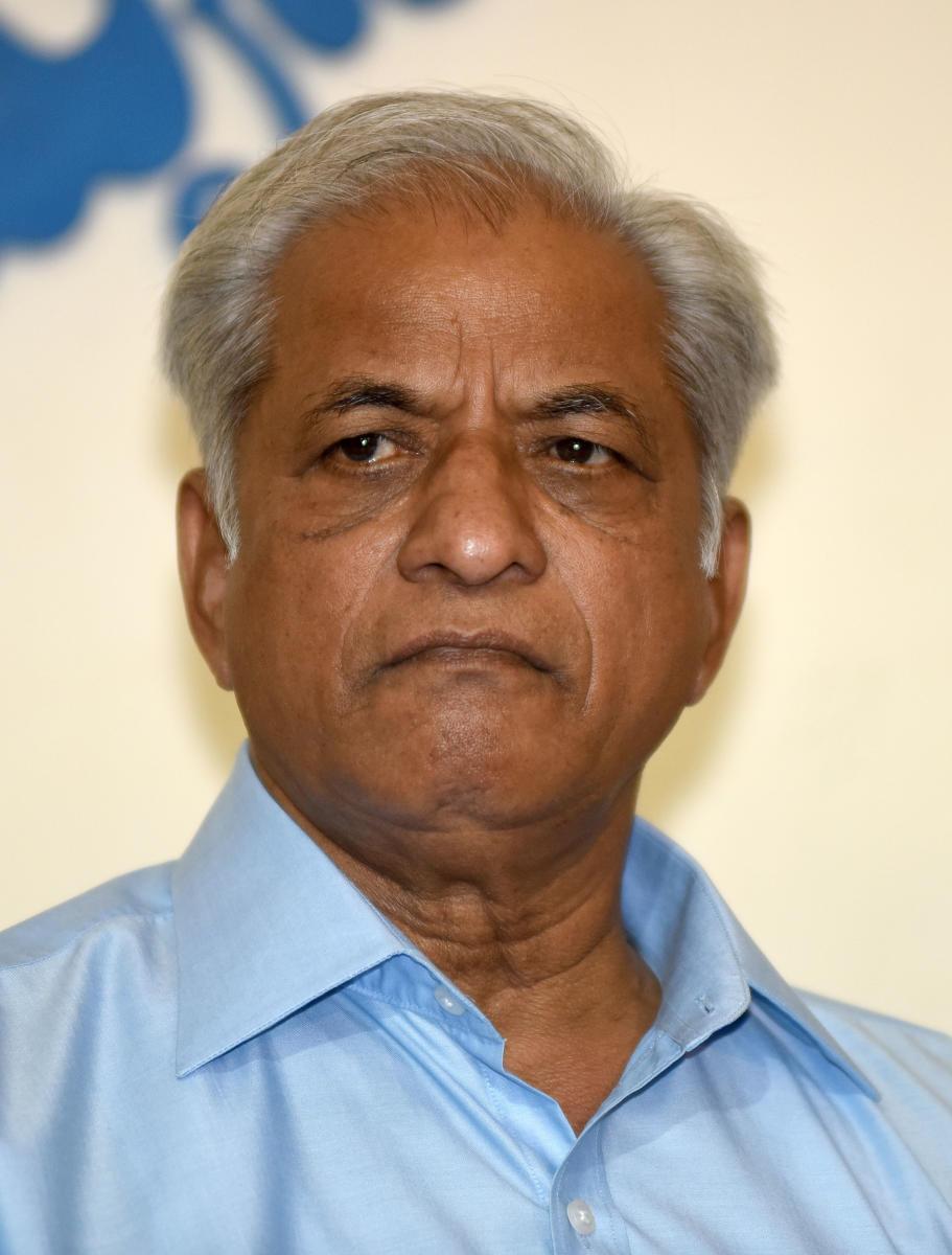 Prof K S Bhagwan