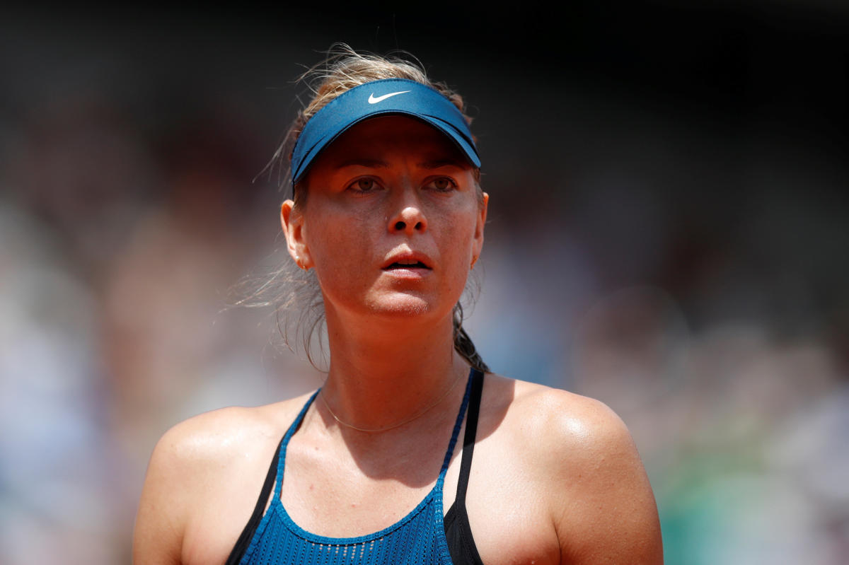 Russia's Maria Sharapova will be eyeing to end a 14-year-old losing streak against Serena Williams. Reuters